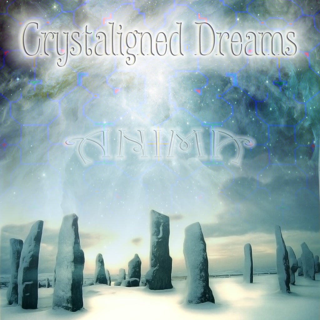 Crystaligned Dreams CD - Na'vi Organics Ltd - 1