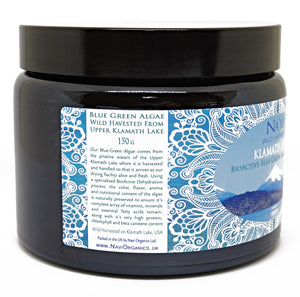 BioActive Blue Green Algae Powder - Wild Harvested from Klamath Lake - Na'vi Organics Ltd