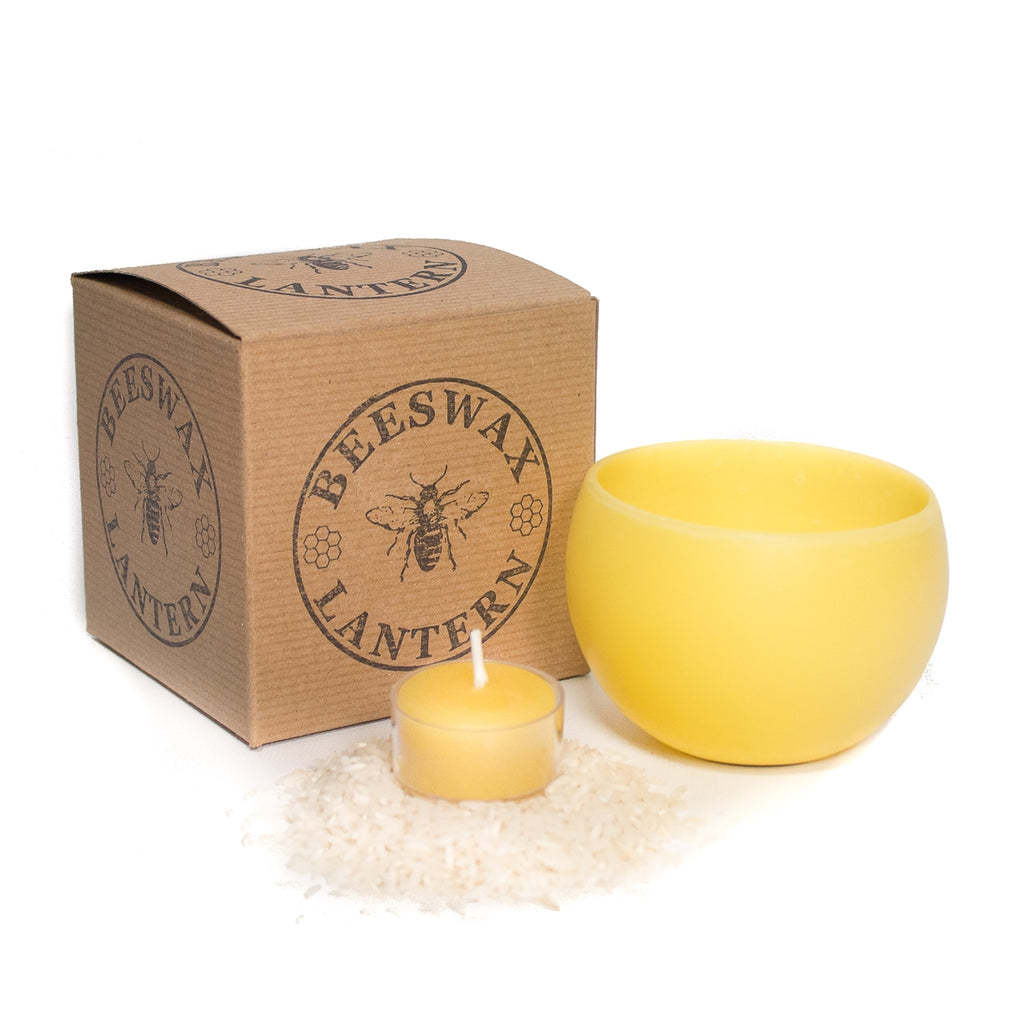 Pure Beeswax Lanterns
