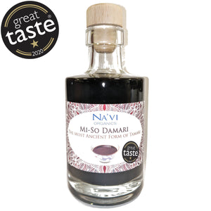 Organic Miso Damari - The Original Tamari - 200ml