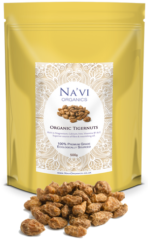 Organic Raw Tiger Nut Milk Package - Na'vi Organics Ltd