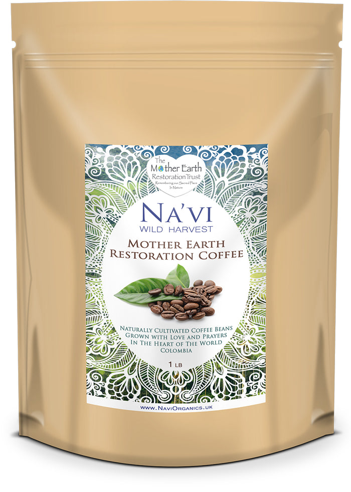 Mother Earth Restoration Coffee Beans