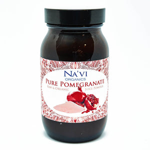 Organic Raw Pomegranate Juice Powder