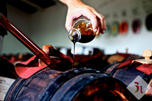 Traditionally Aged Balsamic Vinegar of Modena DOP - Organic and Biodynamic Certified - 100ml