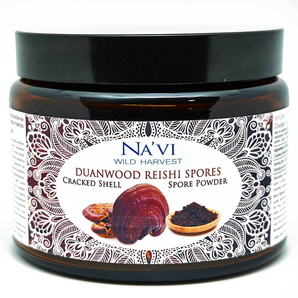Duanwood Reishi Spore Powder - Cracked Shell