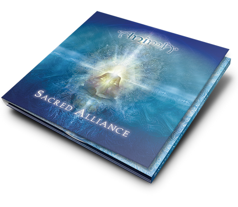 Sacred Alliance CD - Na'vi Organics Ltd - 1