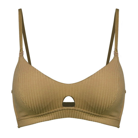 Wink Gal Padded Cotton Wireless Bra