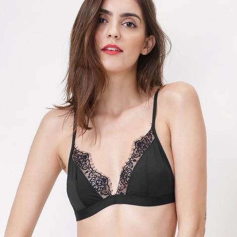 Wink Gal Backless Regal Bralette