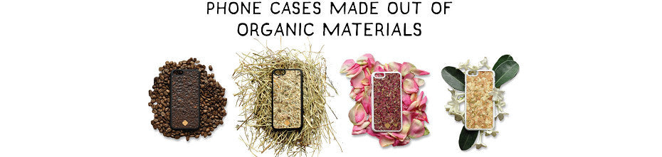 MMORE Organic Phone Cases