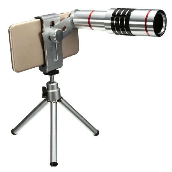 Universal Lens Telescope Mount Tripod For smartphone-Geeks Buy Gadgets