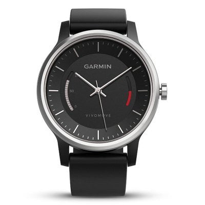 Garmin vivomove Smart Watch - SPORT STYLE BLACK-Geeks Buy Gadgets