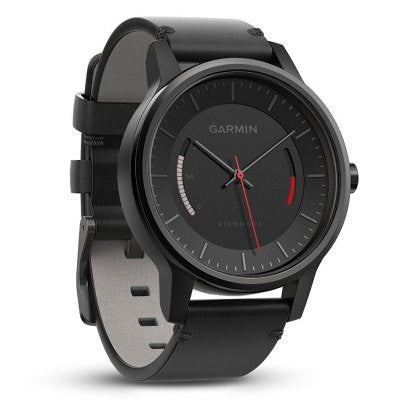 Garmin Vivomove Waterproof Smartwatch - CLASSICAL STYLE BLACK-Geeks Buy Gadgets
