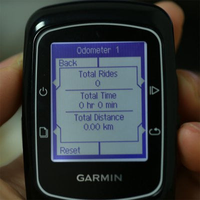GARMIN Edge 200 GPS Bicycle Computer IPX7 Waterproof - BLACK-Geeks Buy Gadgets