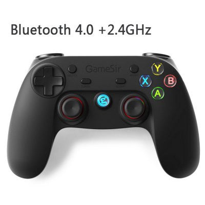 Gamesir G3s Series Bluetooth Wireless Gamepad - BLACK-Geeks Buy Gadgets