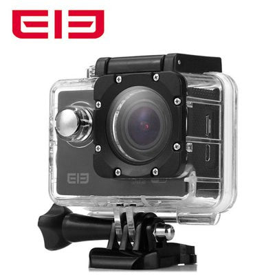 Original Elephone ELE Explorer 4K Ultra HD WiFi Action Camera - BLACK-Geeks Buy Gadgets