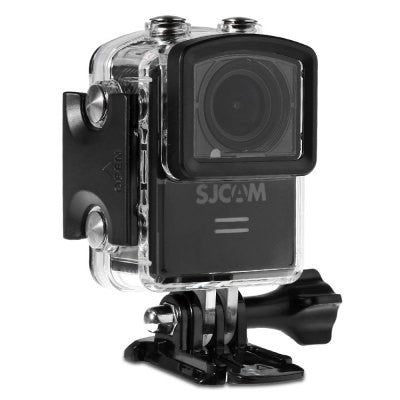 Original SJCAM M20 2160P 16MP 166 Adjustable Degree WiFi Action Camera Sport DV Recorder - BLACK-Geeks Buy Gadgets