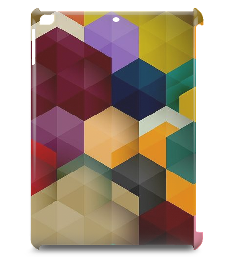 Geometric iPad Air Case-Geeks Buy Gadgets