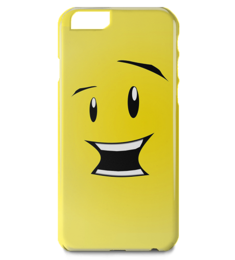 Anime Face iPhone Case-Geeks Buy Gadgets