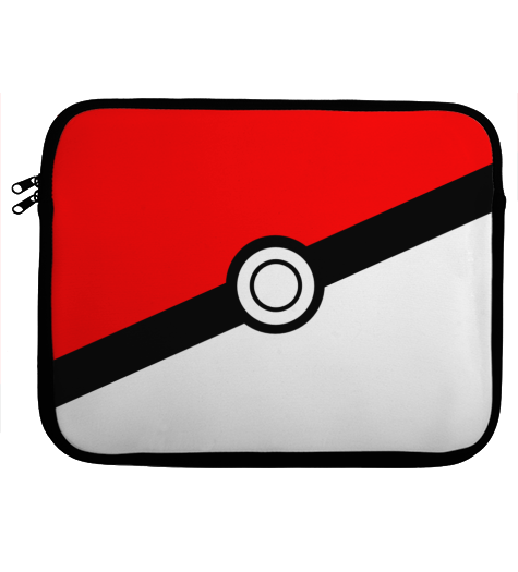 Pokemon Pokeball Laptop Sleeve Case-Geeks Buy Gadgets