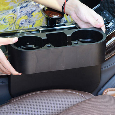 Universal Car Shelving Cup Holder-Geeks Buy Gadgets