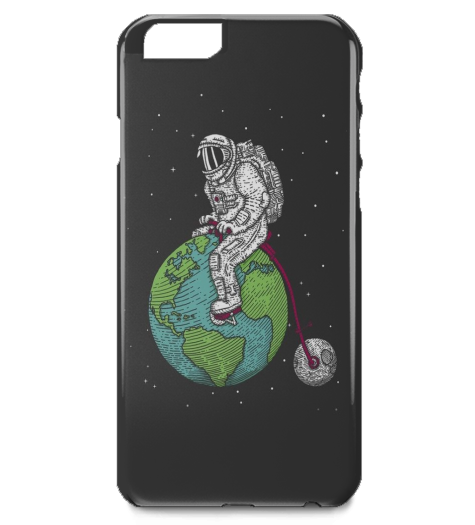 Astronaut iPhone Case-Geeks Buy Gadgets