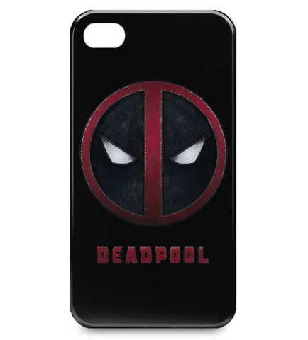 Deadpool iPhone Case-Geeks Buy Gadgets