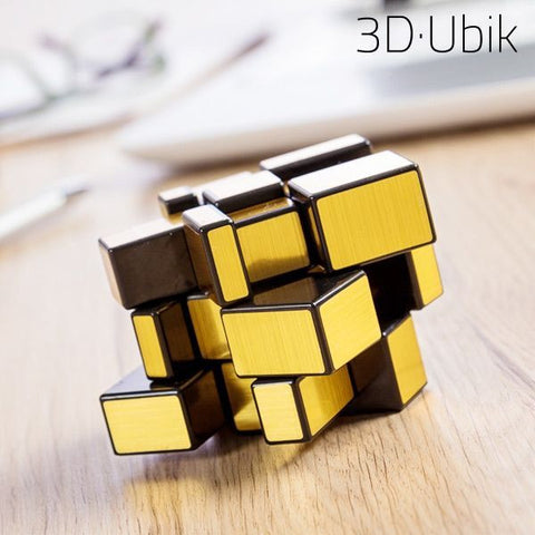 3D·UBIK MAGIC CUBE-Geeks Buy Gadgets