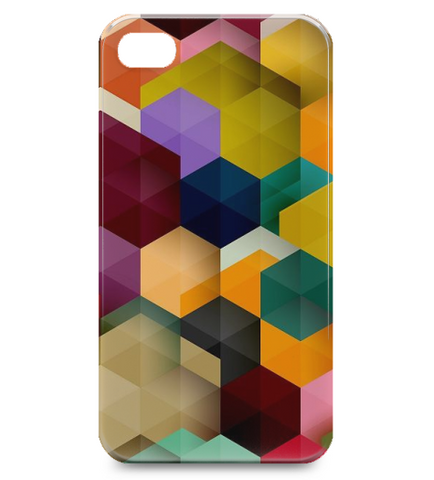 Geometric iPhone Case-Geeks Buy Gadgets