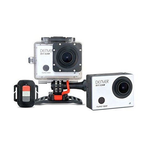 ACT-5030W FULL HD, 12MP ACTION CAM WITH 2 INCH LCD, 55M WATERPROOF, WI-FI APP & REMOTE-Geeks Buy Gadgets