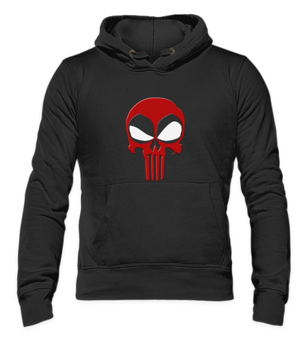Deadpool Active Sweat Hoodie-Geeks Buy Gadgets