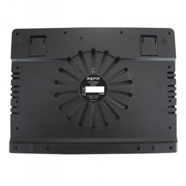"APPROX APPNBC06B COOLER FOR LAPTOP 15.4"" BLACK-Geeks Buy Gadgets"