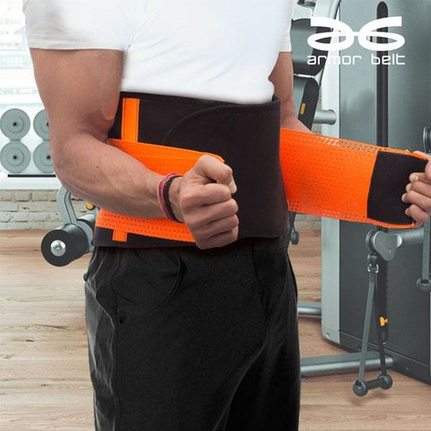 ARMOR BELT CORRECTING AND REDUCING SPORTS BACK BRACE-Geeks Buy Gadgets