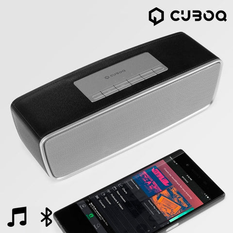 CUBOQ RADIO BLUETOOTH SPEAKER-Geeks Buy Gadgets