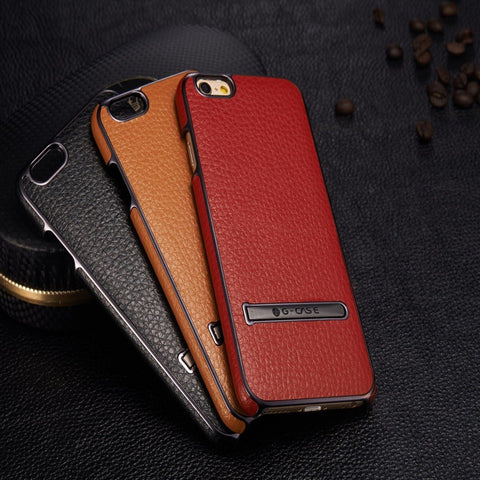 G-Case Synthetic Leather Case for iPhone-Geeks Buy Gadgets