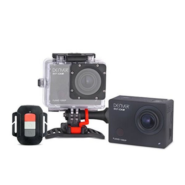 FULL HD, 16MP ACTION CAMERA, WI-FI APP AND REMOTE-Geeks Buy Gadgets
