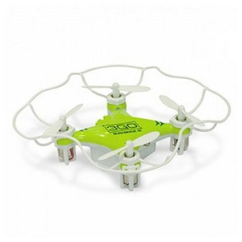 DRONE 3GO MAVERICK-2 360° WHITE GREEN-Geeks Buy Gadgets