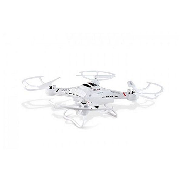 DRONE 3GO VALKYRIA2 360° 2 MPX WHITE-Geeks Buy Gadgets