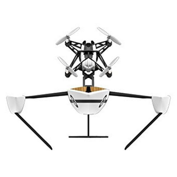 PARROT MINIDRONE HYDROFOIL NEW Z WHITE-Geeks Buy Gadgets