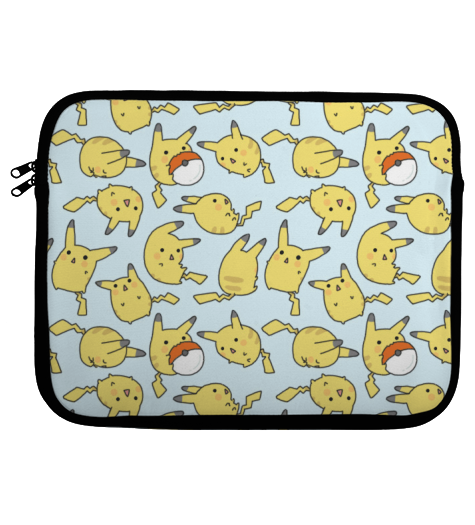 Pikachu Pokemon Laptop Sleeve Case-Geeks Buy Gadgets