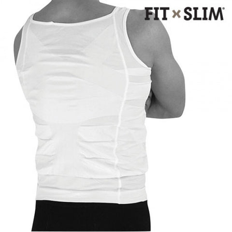 FIT X SLIM MEN'S SLIMMING VEST-Geeks Buy Gadgets