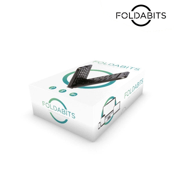 FOLDABITS FOLDING BLUETOOTH KEYBOARD-Geeks Buy Gadgets