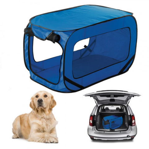 Folding Dog Carrier-Geeks Buy Gadgets