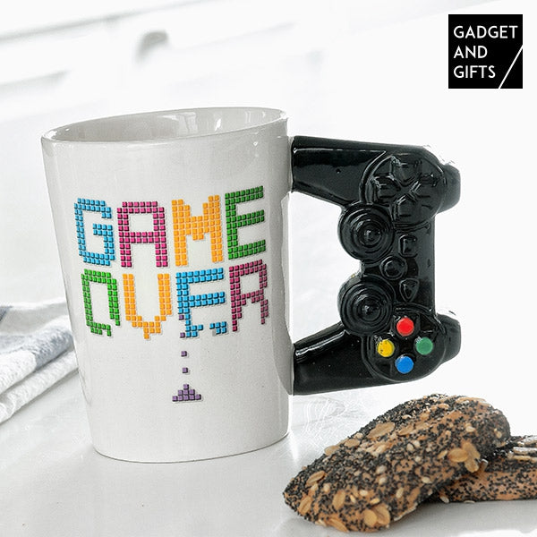 GADGET AND GIFTS GAME OVER MUG-Geeks Buy Gadgets