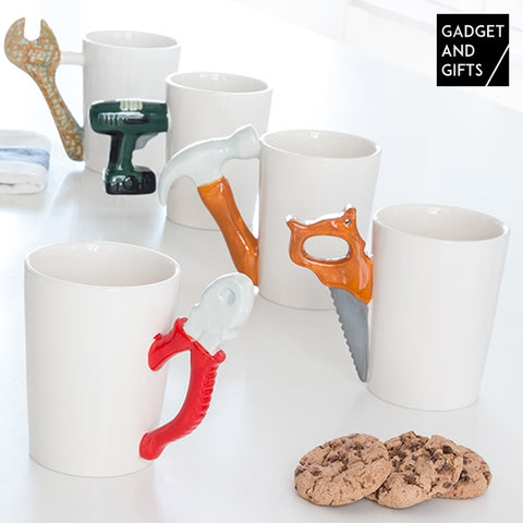 GADGET AND GIFTS TOOL MUG-Geeks Buy Gadgets