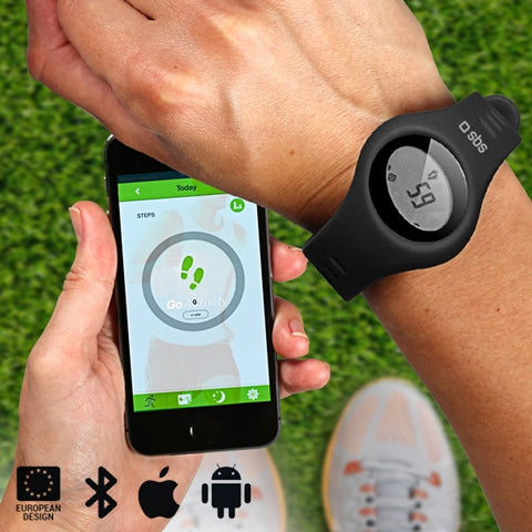 GOFIT BLUETOOTH RUNNING WATCH-Geeks Buy Gadgets