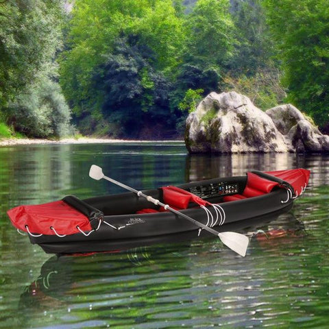 INFLATABLE CANOE (2 PERSON)-Geeks Buy Gadgets