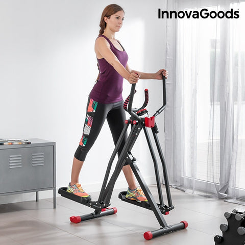 INNOVAGOODS FITNESS AIR WALKER WITH EXERCISE GUIDE-Geeks Buy Gadgets