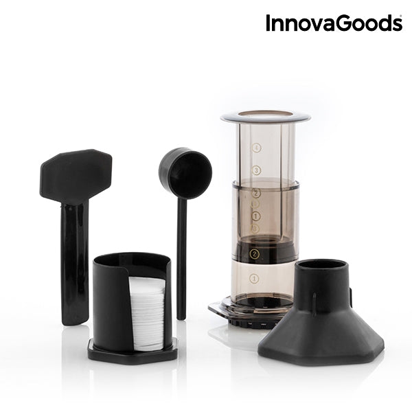 INNOVAGOODS HAND PRESS CAFETIERE-Geeks Buy Gadgets