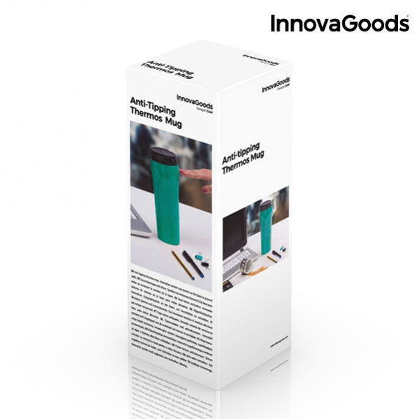 INNOVAGOODS THERMAL MUG WITH SUCTION BOTTOM-Geeks Buy Gadgets