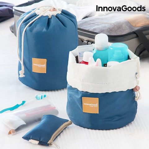 INNOVAGOODS TRAVEL BAG FOR COSMETICS-Geeks Buy Gadgets